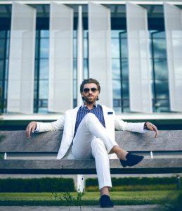 luxury on websites for customers