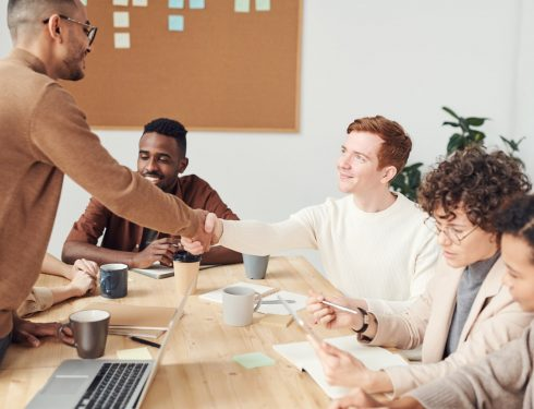 Creating Strong Professional Relationships