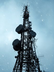 cell phone tower 5g